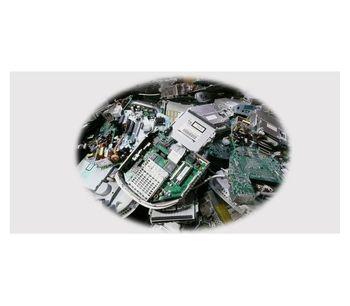 Industrial Scrap copper aluminum  Recycling System-4