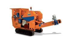 Guidetti - Model Caesar Series - Stone Crusher for Earth Moving Field