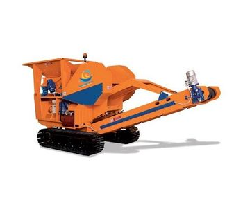 Stone Crusher for Earth Moving Field-1