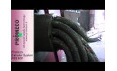 Promeco Extruder System PES RDF - Video