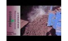 Compost Pellets PES - Video
