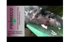 Balistic Air Separator PAS - Video