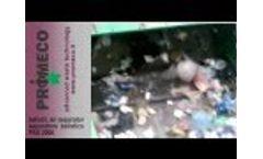 Balistic Air Separator PAS2000 - Video