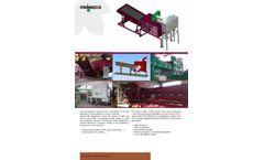 Promeco Air Separator – Brochure