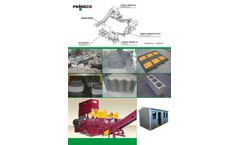 Mixed Waste Plastics Recycling - Brochure