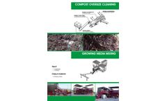 Compost Oversize Cleaning - Brochure