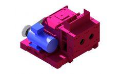 Promeco - Model PES600-C - Defibering Bioextruder