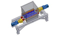 Promeco - Model PRS - Rotor Shears