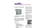 Model DT1000 - Microprocessor Based Double Pass EPA Compliance Opacity Monitor Brochure