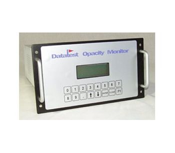 Model DT109 - Opacity Monitor