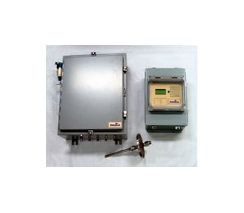 Model DT3006 - Close Coupled Extractive Oxygen/Combustibles Analyzer