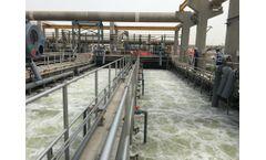 Kubota - Municipal Wastewater Treatment and Reuse System