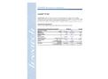 Lewatit - Model TP 207 - Acidic, Macroporous-Type Ion Exchange Resin - Datasheet