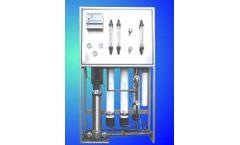Lenntech - Small Reverse Osmosis Plant