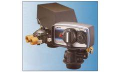Lenntech - Model LT Simplex Series - Fleck 5600 - Ion Exchange for Softeners