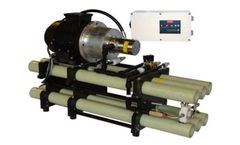 LennRO - Compact Sea Water Maker Systems for 160, 375, 780 l/h Without Energy Recovery / 200, 375, 460 l/h with Energy Recovery