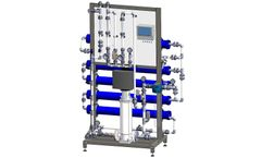 LennRO - Model Greenline - Multi Flow Tap / Low Brackish Water Reverse Osmosis Systems