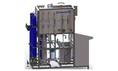 LennRO - Model EDI Series - Reverse Osmosis + EDI Tap / Low Brackish Water up to 500 l/h