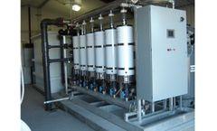 Lenntech - Ultrafiltration Plants