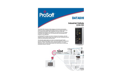 ProSoft - Model ICX35-HWC - Industrial Cellular Gateway - Datasheet