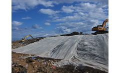 Geo Hess - Poly Daily Landfill Cover