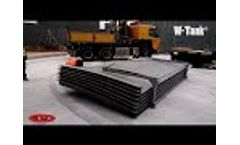 How to Assemble a Storage Tank. Step 1 - Video