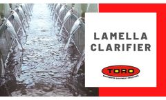 Lamella Clarifier Defender - Toro Equipment - Video