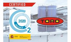Toro obtains the seal of the Carbon Footprint