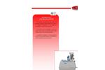 Model PAP - Automatic Polyelectrolyte Plant - Technical Datasheet