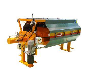 Semi Automatic Filter Press-2