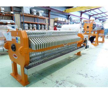 Semi Automatic Filter Press-3