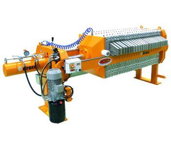 Semi Automatic Filter Press-1