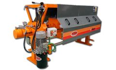 Draco - Model FPSA - Semi-Automatic Filter Press