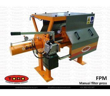 Manual Filter Press-1