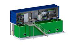 Anaconda - Flotation Containerizing System