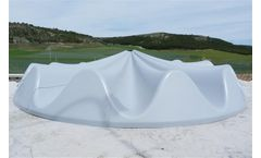 Toro Equipment - Model Hypar - Covers for W-Tank Bolted Storage and Settling Tank
