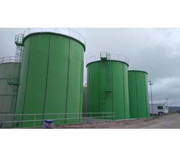 Storage and Water Treatment Bolted Tanks-4