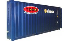 Draco - Containerized Filter Press