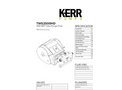 Model TWS 2500 HD - Well Service Pump Brochure