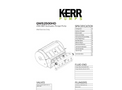 Model QWS2500HD - Ultimate Pumping Machine Brochure