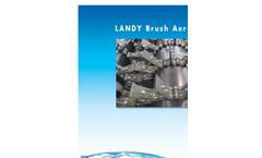 Landustrie LANDY - Brush Aerators - Brochure