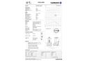 Landustrie LANDY - Model DSP Series - Submersible Cutter Pump - Datasheet