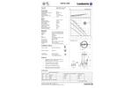 DWP Series - Cast Iron/Duplex - Datasheet