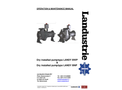 Type Landy BWP & BNP - Dry Installed Pump - Operation & Maintenance Manual