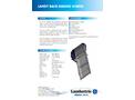 Landustrie Landy - Back-Raking Screens - Brochure