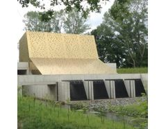 Flood prevention pumping station Lingen, Germany