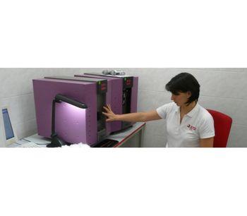 JUTA geoNETEX - Quality Control System