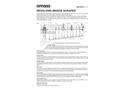 Mass Aritma - Model MAN 4020 - Revolving Bridge Scrapers Brochure