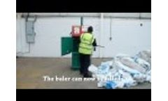 Gradeall G-eco 50-S Single Chamber Small Cardboard Waste Baler, Plastic, Paper - RECYCLING MACHINE Video