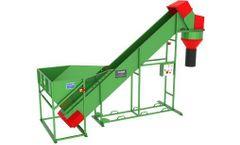 Large Glass Crusher Conveyor